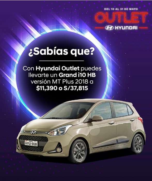 Hyundai Grand i10 2018 - 0 km