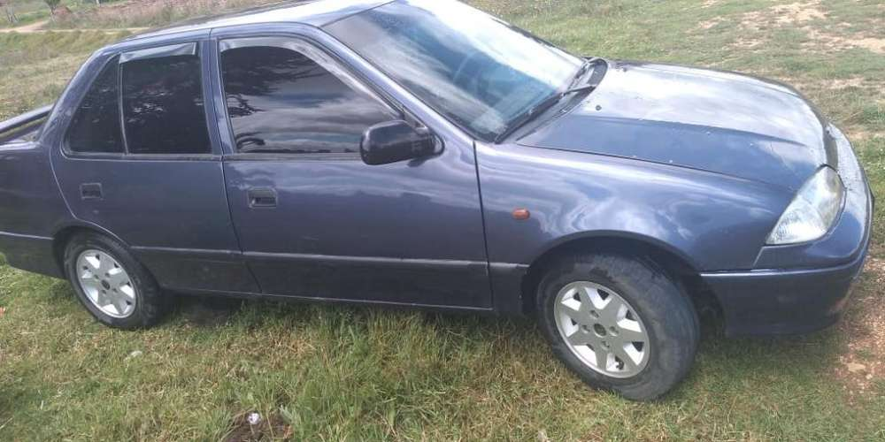 Chevrolet Swift 2002 - 0 km