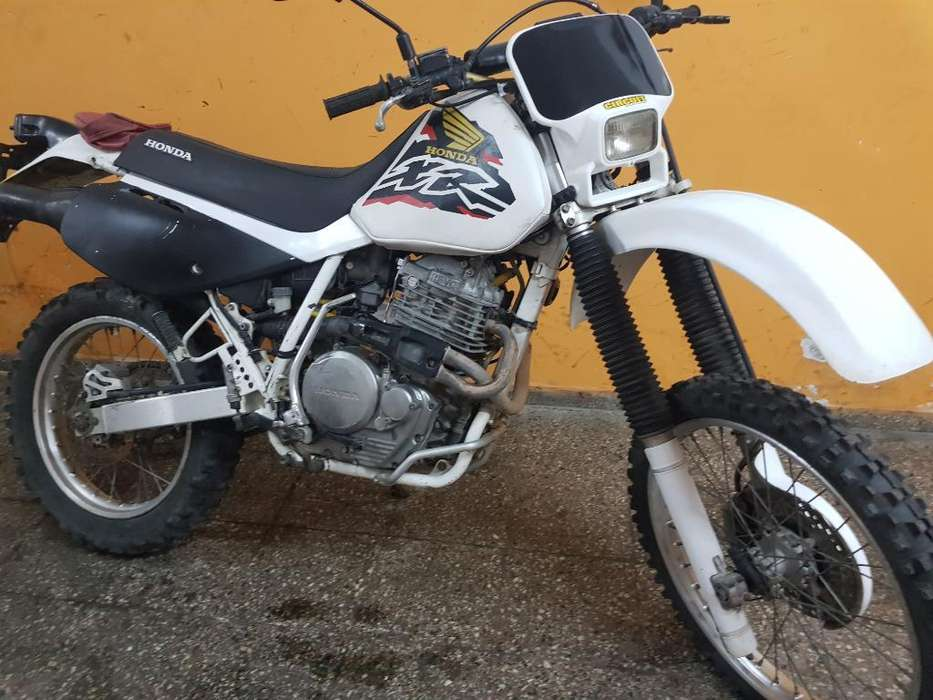 Vendo Honda Xr 600