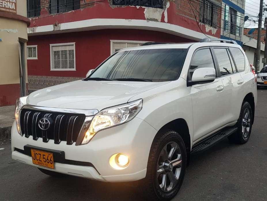 Toyota Land Cruiser Prado 2017 - 56214 km