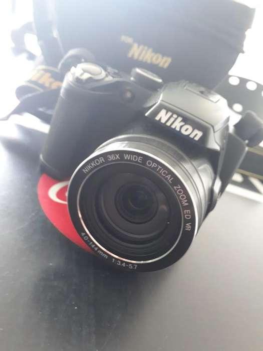 Se Vende Cámara Nikon P500