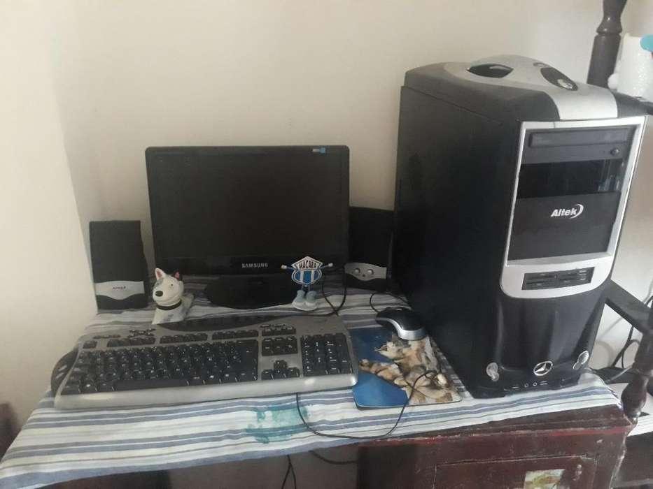 Vendo Equipo de Computo