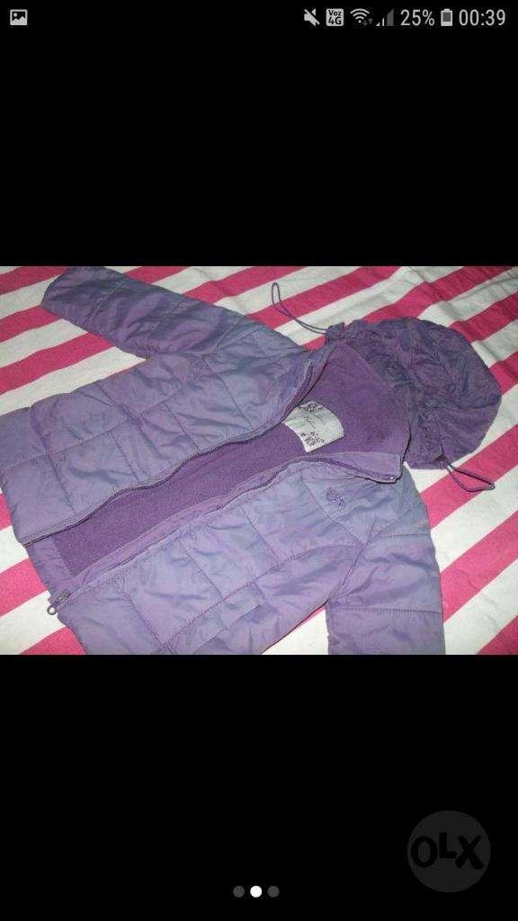 Campera Violeta Mimo Talle 1