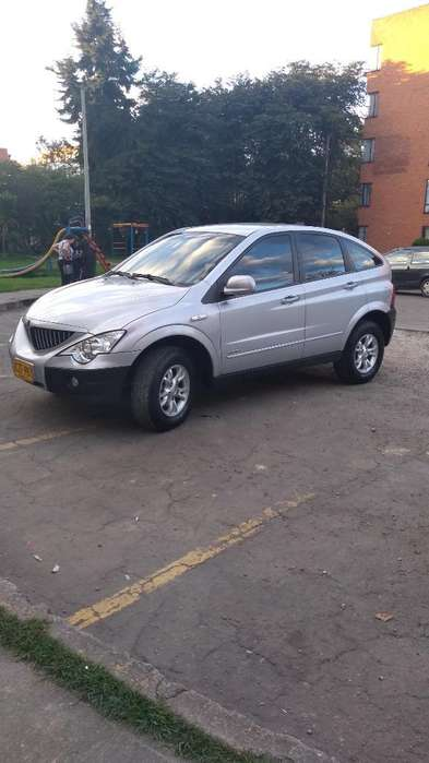 Ssangyong Actyon 2009 - 87000 km