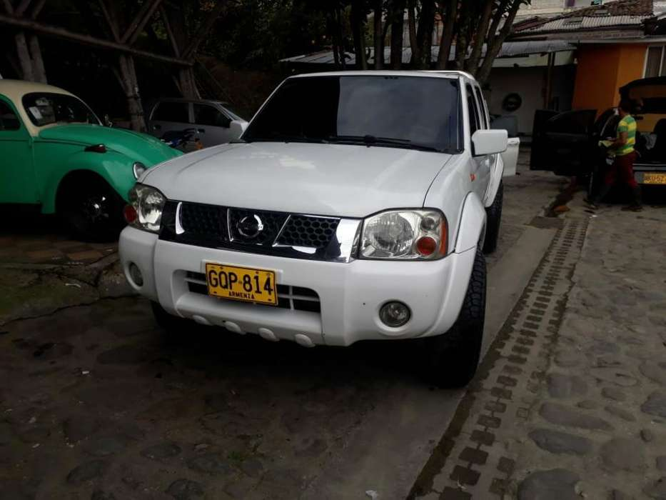 Nissan Frontier 2004 - 0 km
