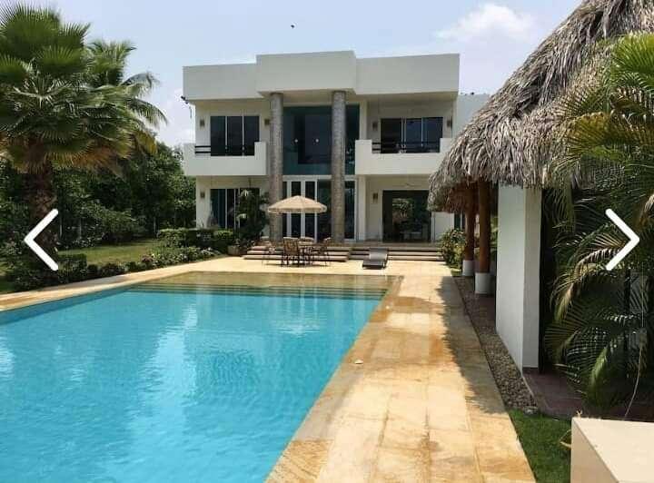 casa quinta alquiler vacacional fines de semana con piscina
