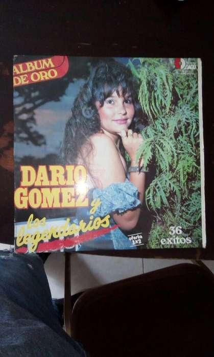 Album de Oro Dario Gomez Y Los Lendarios