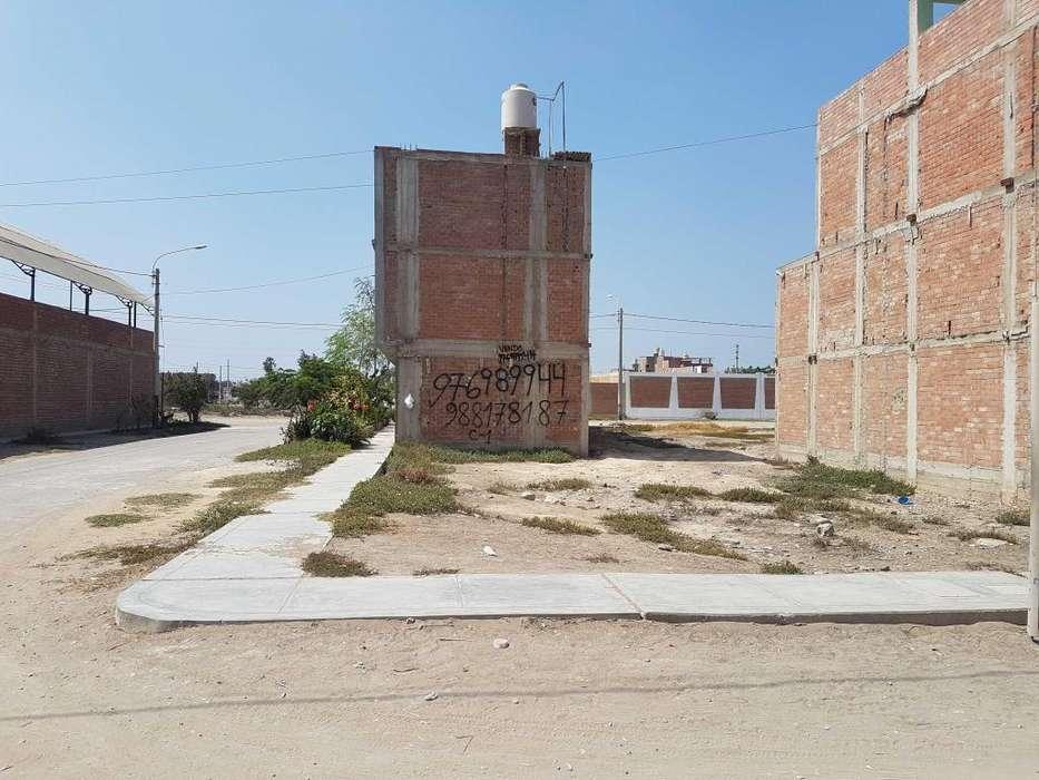 Vendo terreno en Urb. San Jose - La victoria Chiclayo