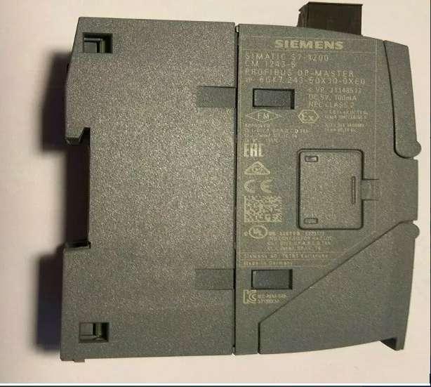 Plc Siemens S7 1200 Cm1243-5 Master Dp