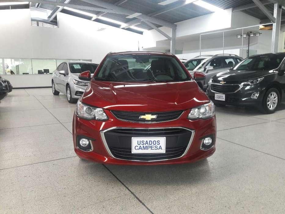 Chevrolet Sonic 2017 - 15195 km