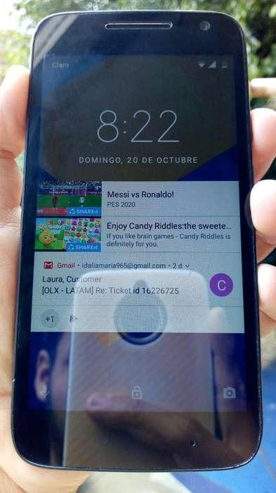Moto G4 Play 16gb Perfecto Estado <strong>barato</strong>