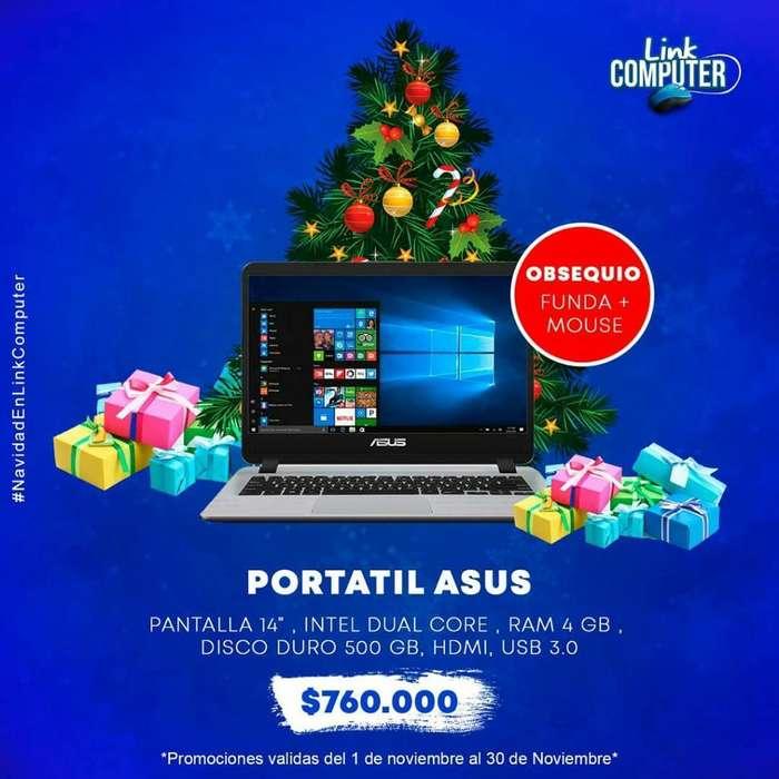 Promoción , Portatil Asus, Nuevo