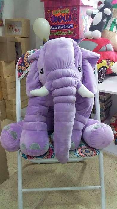 Elefante Morado