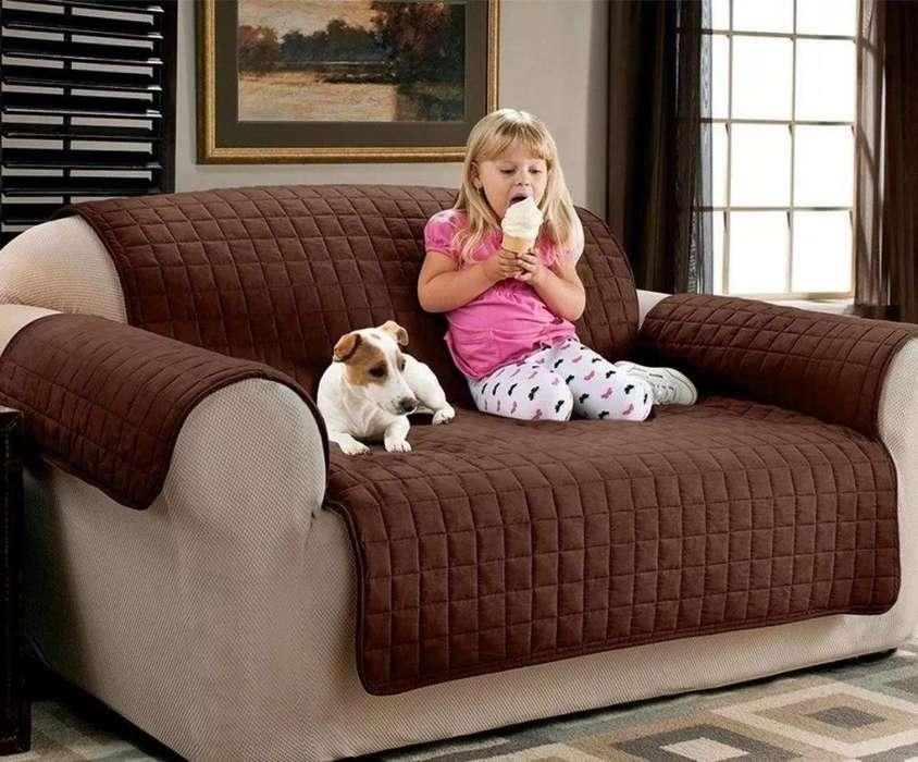 Protector de Sofa 2 Puestos