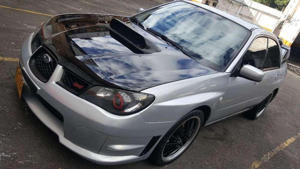 Subaru Impreza 2006 - 125000 km