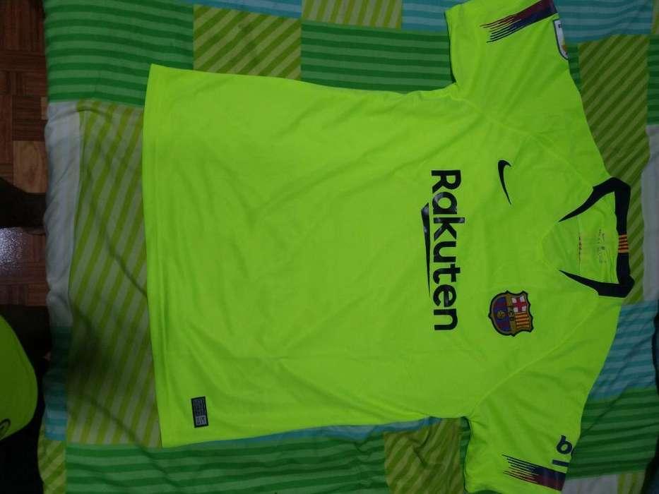 Camisa Fc Barcelona Talla Xl