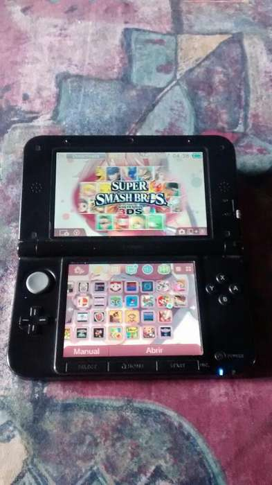 3ds Xl Modificado