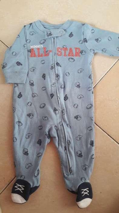 Pijama Enterito Carters 3 Meses