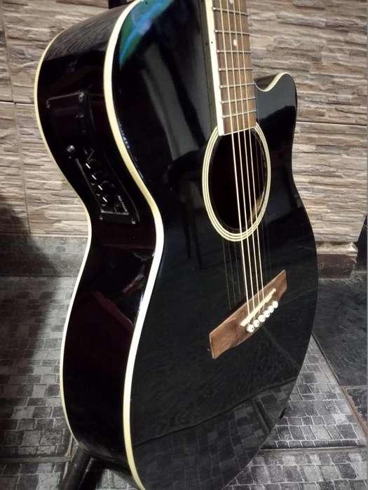 Guitarra Electroacustica Stagg