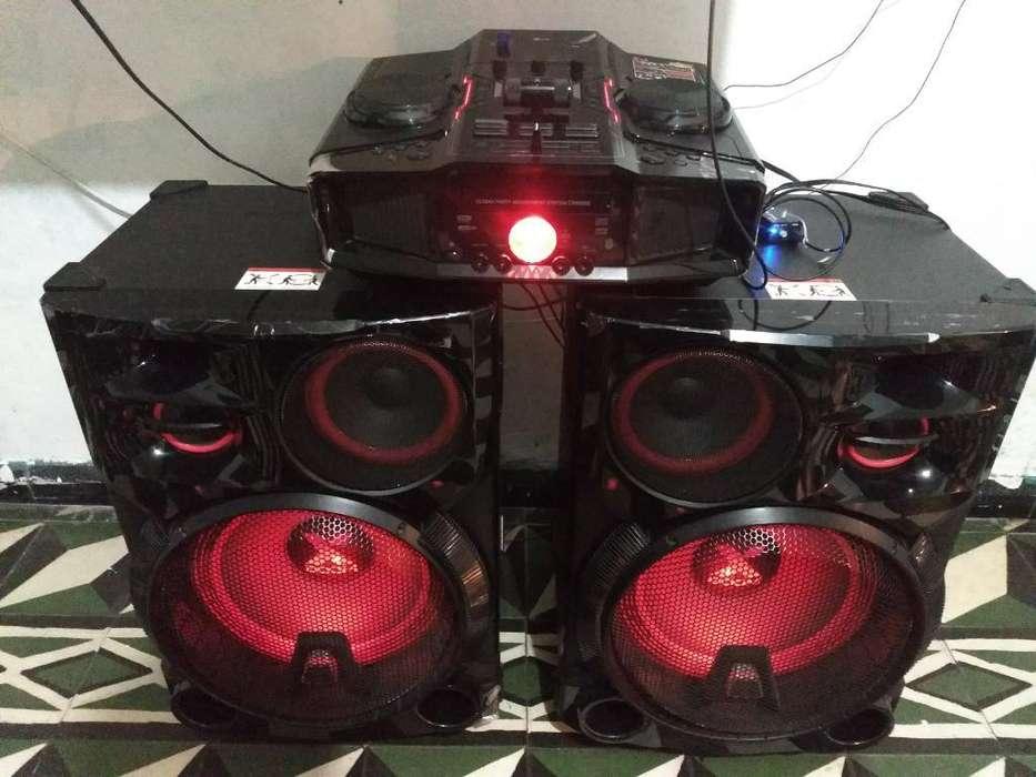 Equipo Dsonido Super Potente D52800 Wats