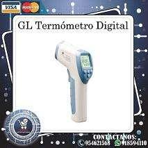 GL Termómetro Digital Multiusos Led Bebes, Niños, Adultos, Etc