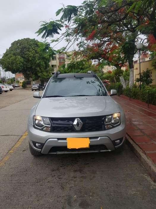 Renault Duster 2017 - 62000 km