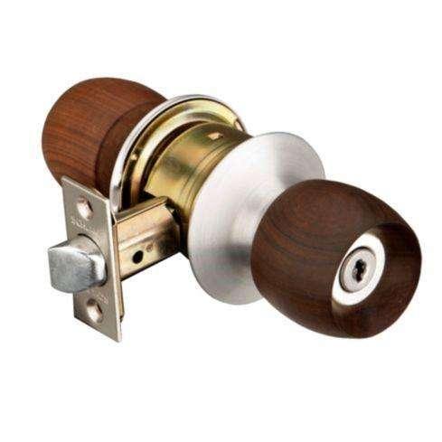 Vendo Cerradura Baño, Madera Dorada Bell Wood Schlage nueva