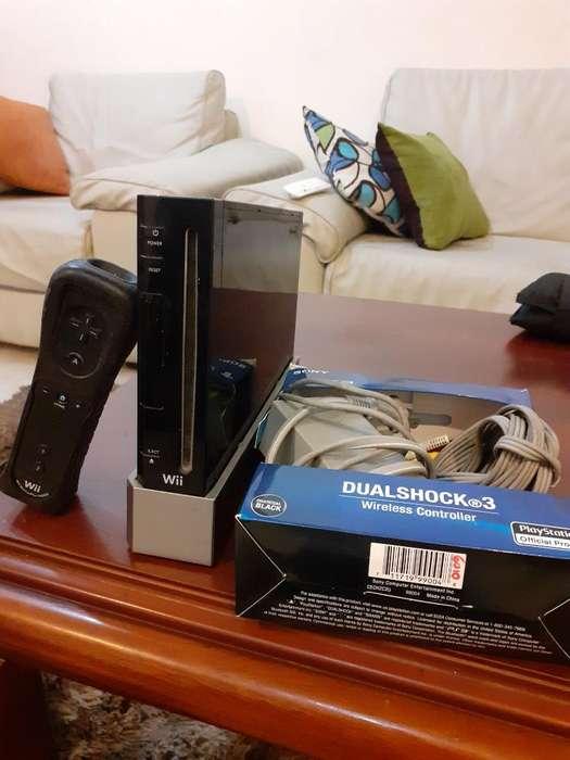 Nintendo Wii en Perfecto Estado Completo