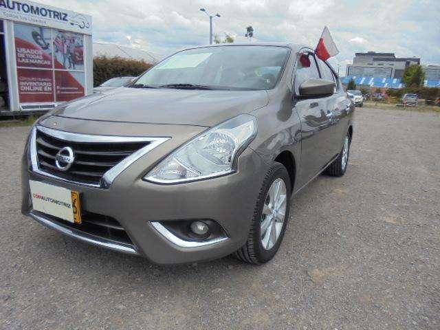 Nissan Versa 2015 - 68500 km