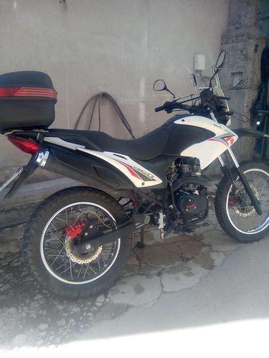Vendo Zanella Zr 250