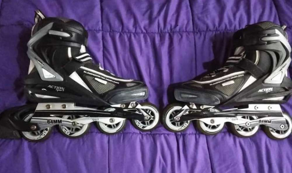 Rollers Patines 89mm Action T:43