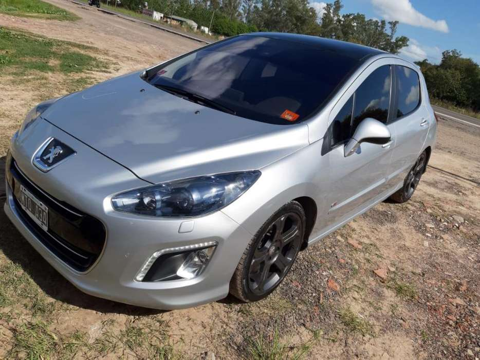 Peugeot 308 2019 - 50200 km