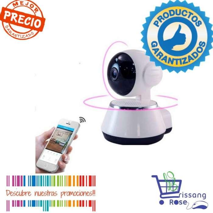 Monitor para Bebé Wifi Cámara Robótica