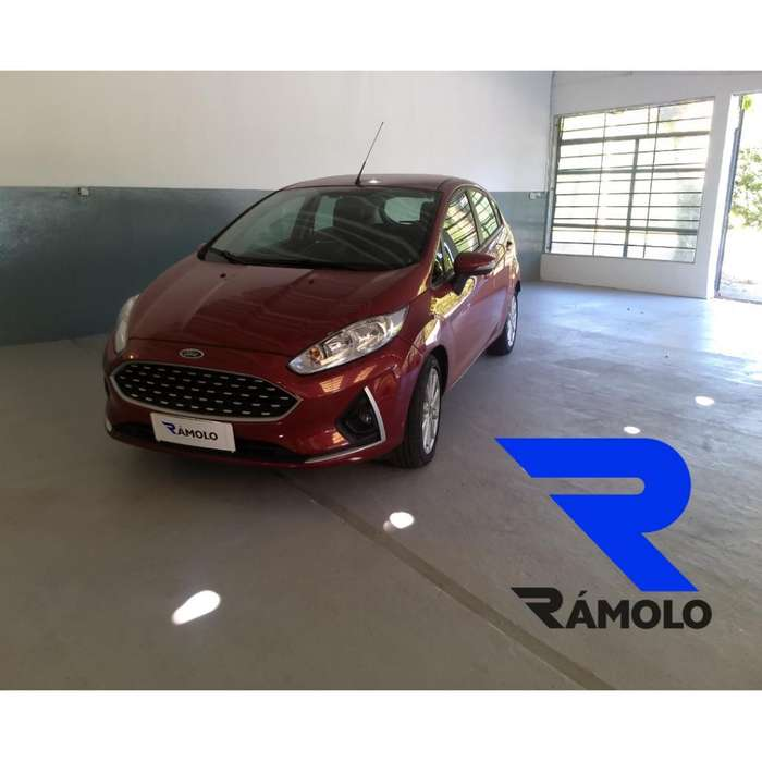 Ford Fiesta Kinetic 2019 - 8500 km
