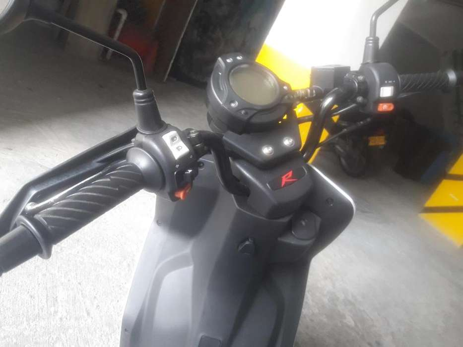 Moto scooter barata