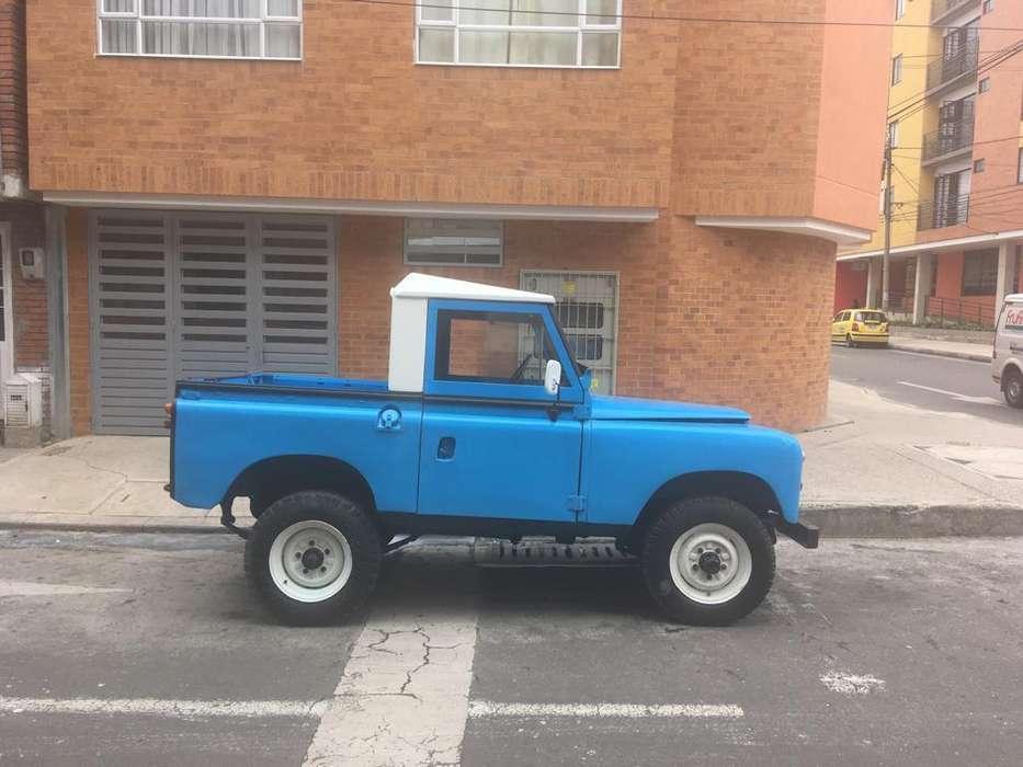 Land Rover Santana 1966 - 99000 km