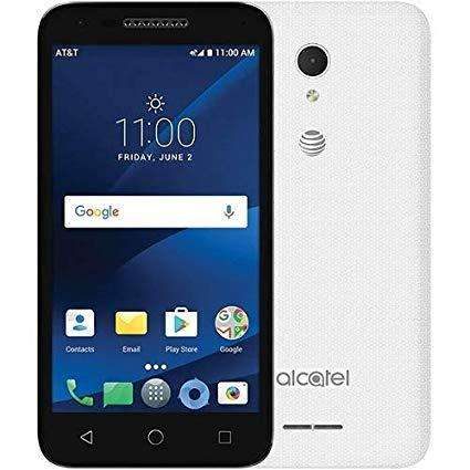 Smartphone Alcatel Cameox, 16gb2gb, 8mpx, 5 Pulgadas, So Android 7