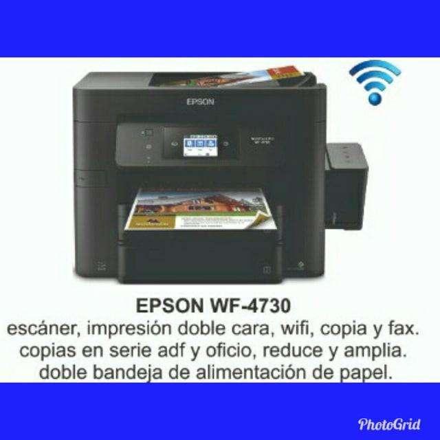 IMPRESORA EPSON WF-4730