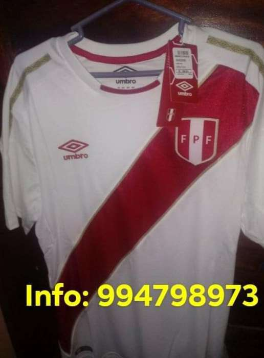 Camiseta de Perú Original