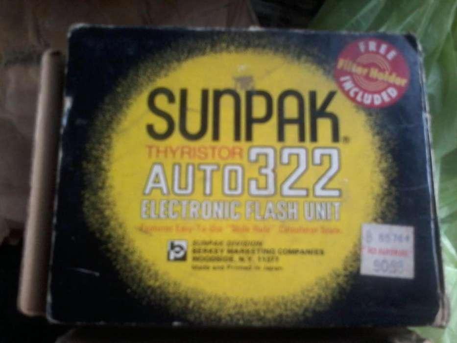 flash sunpak auto322