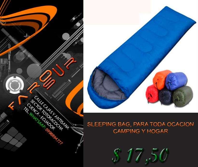 Bolsa Para Dormir Campamento 1 Persona Sleeping Bag <strong>camping</strong>
