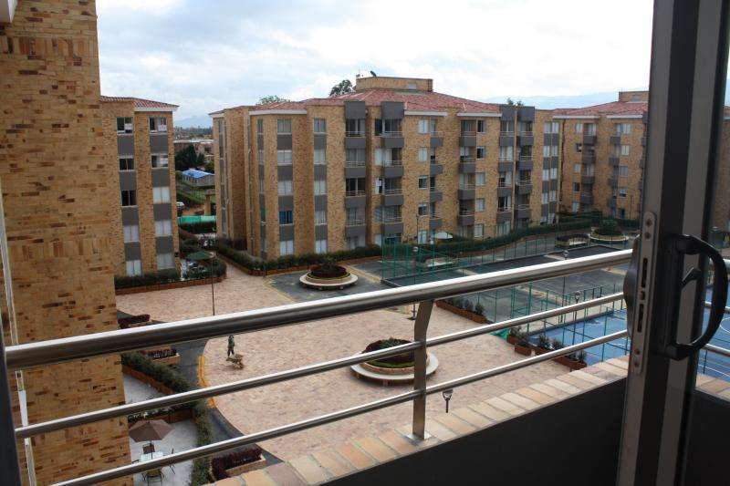 Apartamento En Arriendo En Chia Pinares De Chia Cod. ABRKS42145893