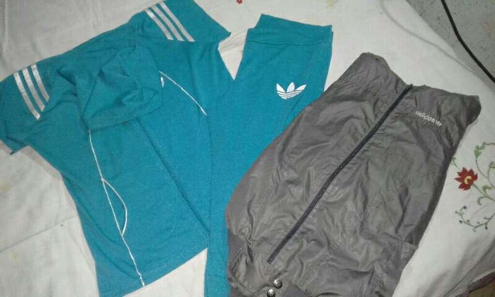 Conjunto de Modal Adidas Usado
