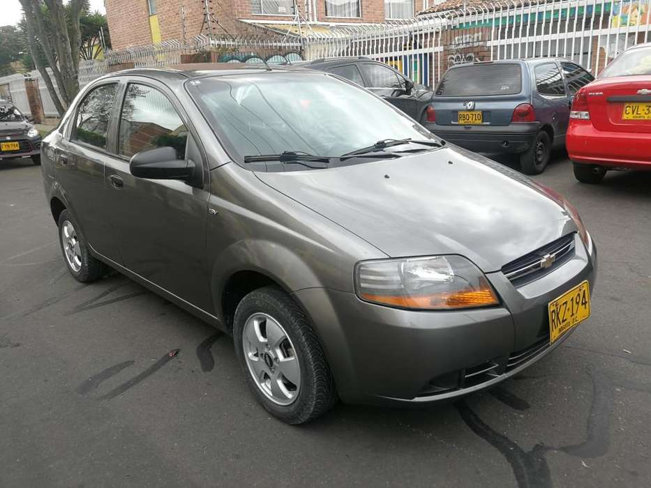 Chevrolet Aveo 2012 - 77000 km