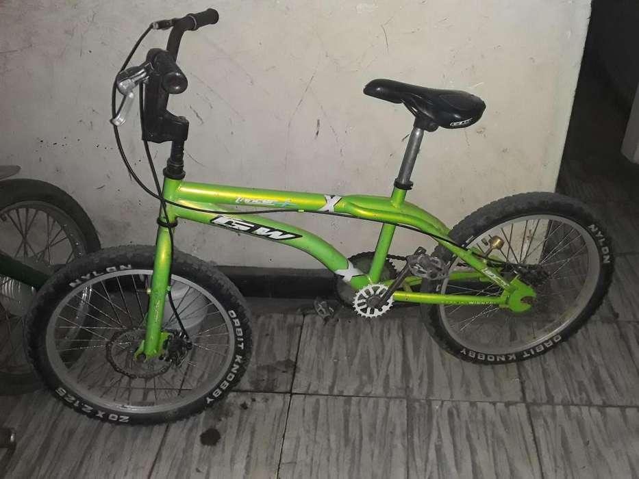 Bicicleta tipo GW