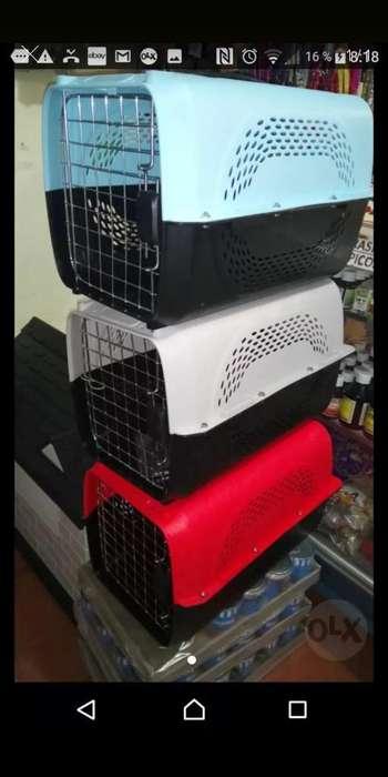 Kennel <strong>jaula</strong> Varios Colores Gato Perro