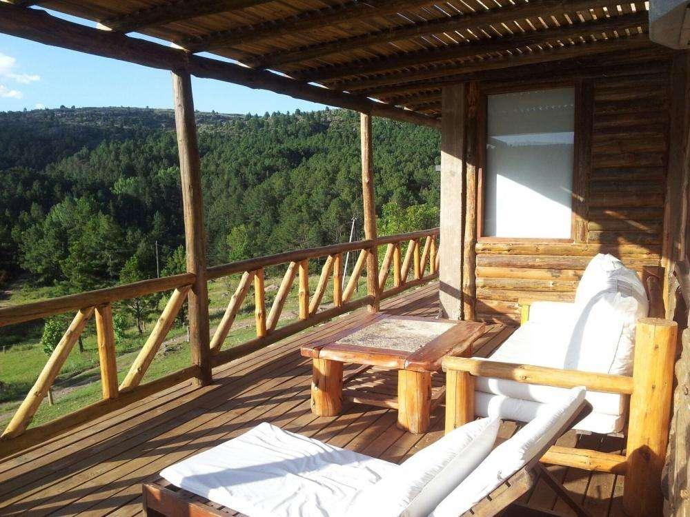ha69 - Cabaña para 2 a 9 personas con cochera en Villa Berna