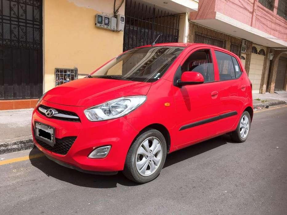 Hyundai i10 2013 - 79168 km