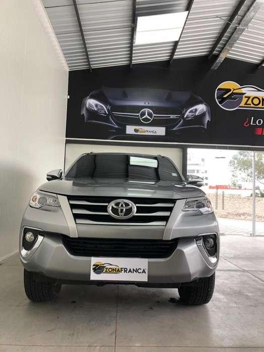 Toyota Fortuner 2017 - 40800 km