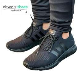 Nike Air Max 90 1 Sneakers Blancas Negras Ib[#V1I